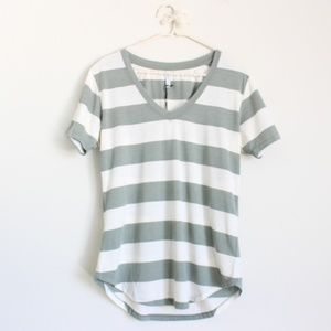 NWT Z Supply The Venice Striped Tee